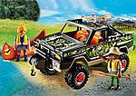 Adventure Pickup Truck