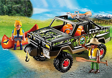 5558 Pick-up de Aventureiros