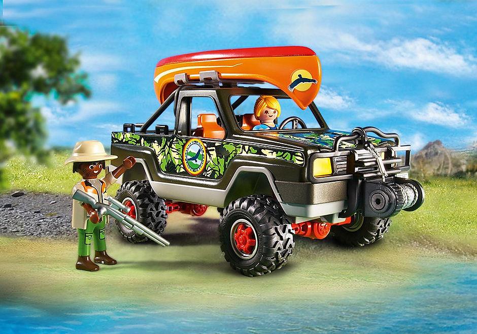 5558 Pickup-avventura  con canoa detail image 5