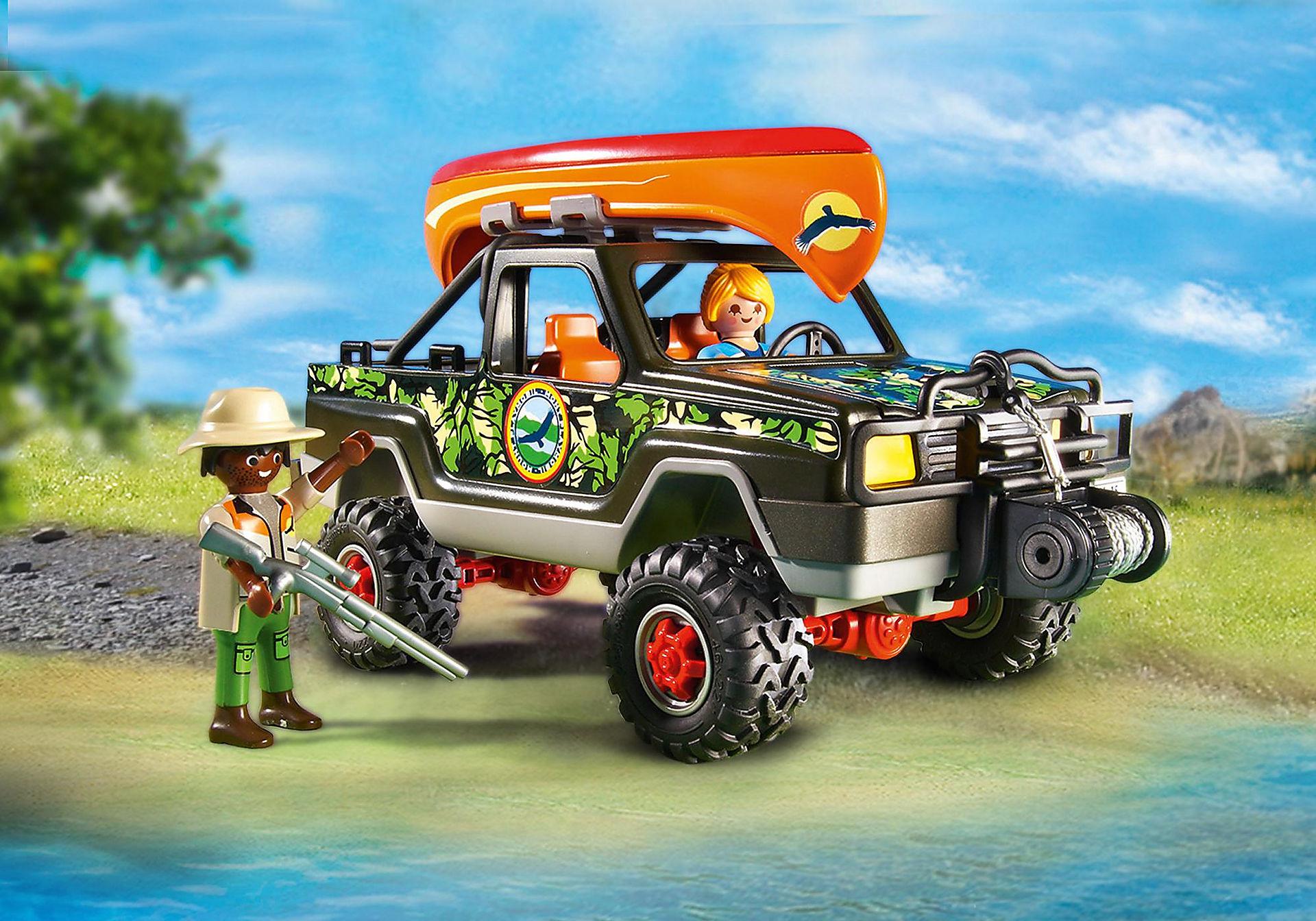 5558 Pickup-avventura  con canoa zoom image5