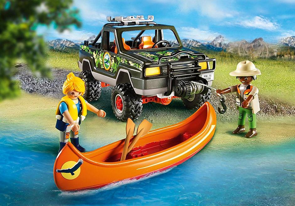 5558 Pickup-avventura  con canoa detail image 6