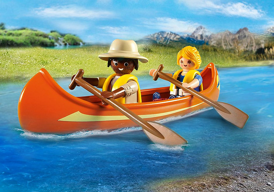 5558 Pickup-avventura  con canoa detail image 7