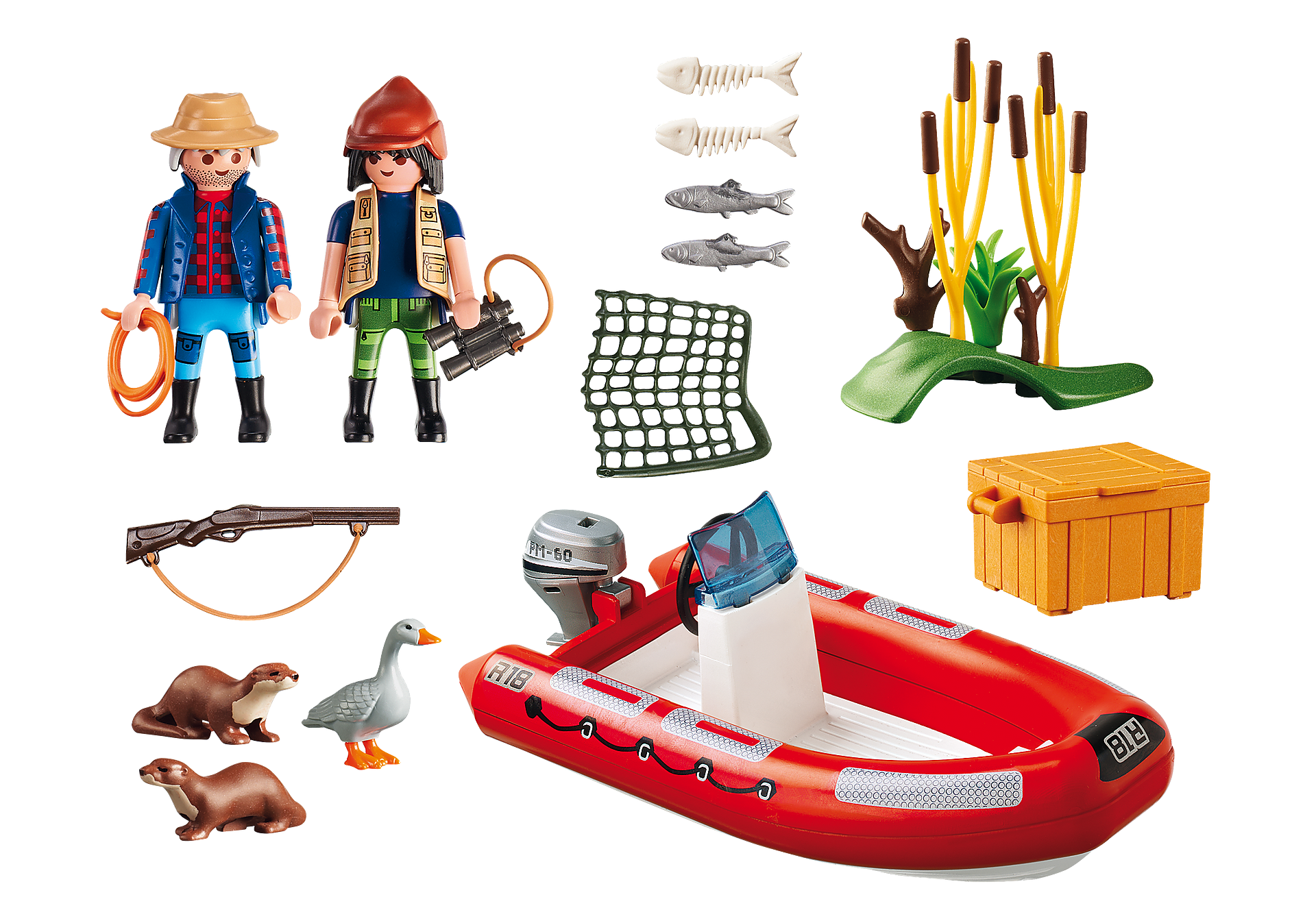 http://media.playmobil.com/i/playmobil/5559_product_box_back/Schlauchboot mit Wilderern