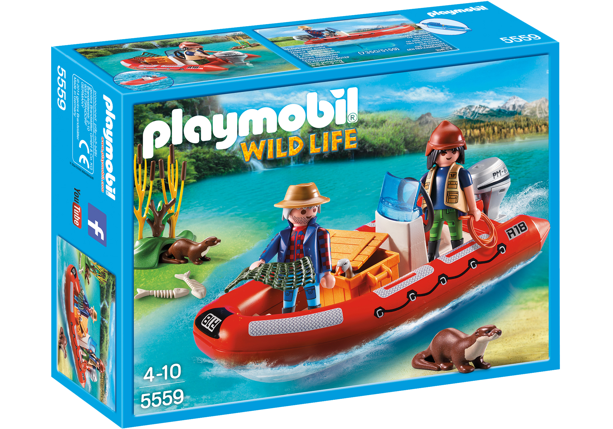 http://media.playmobil.com/i/playmobil/5559_product_box_front/Bote Hinchable con Exploradores