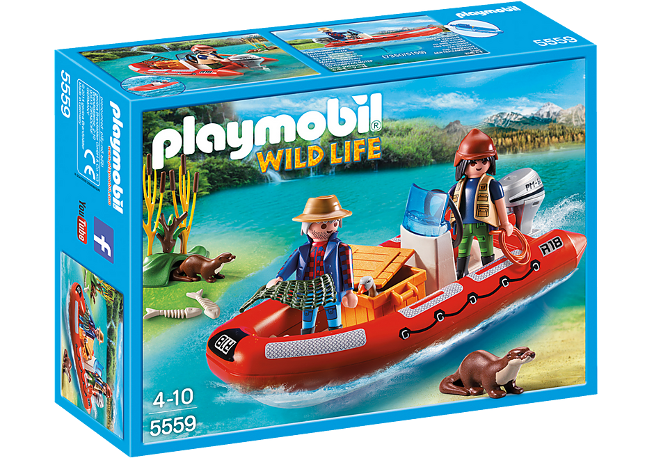 http://media.playmobil.com/i/playmobil/5559_product_box_front/Schlauchboot mit Wilderern