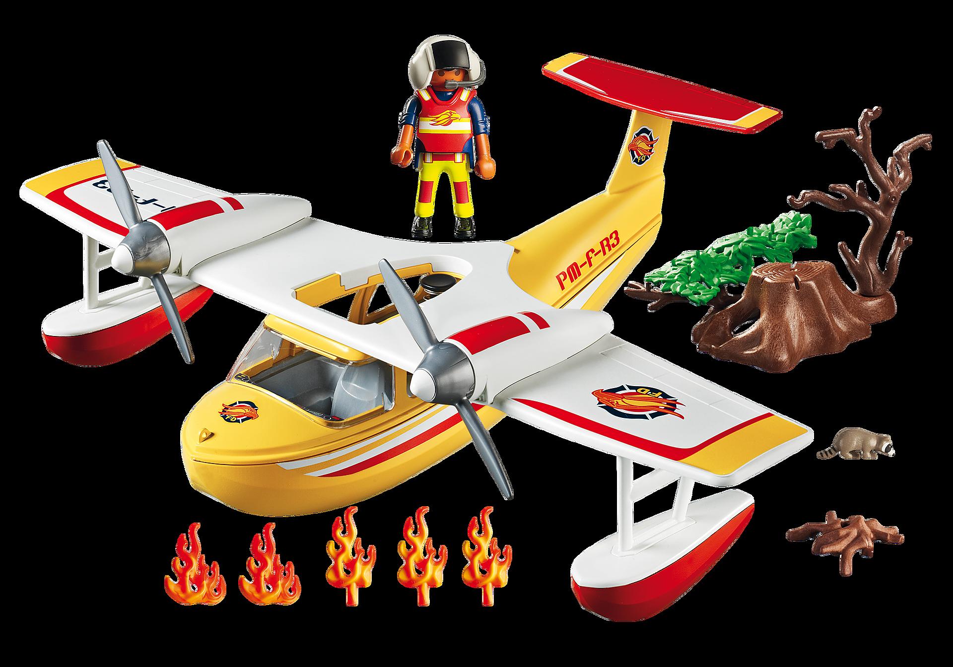 5560 Firefighting Seaplane zoom image4