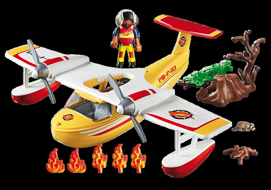 5560 Idrovolante dei Vigili del fuoco detail image 4