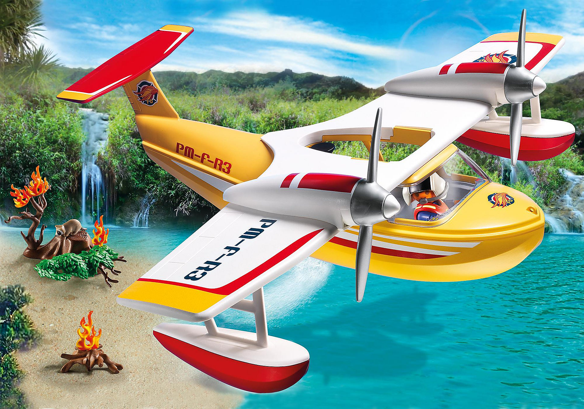 5560 Firefighting Seaplane zoom image1