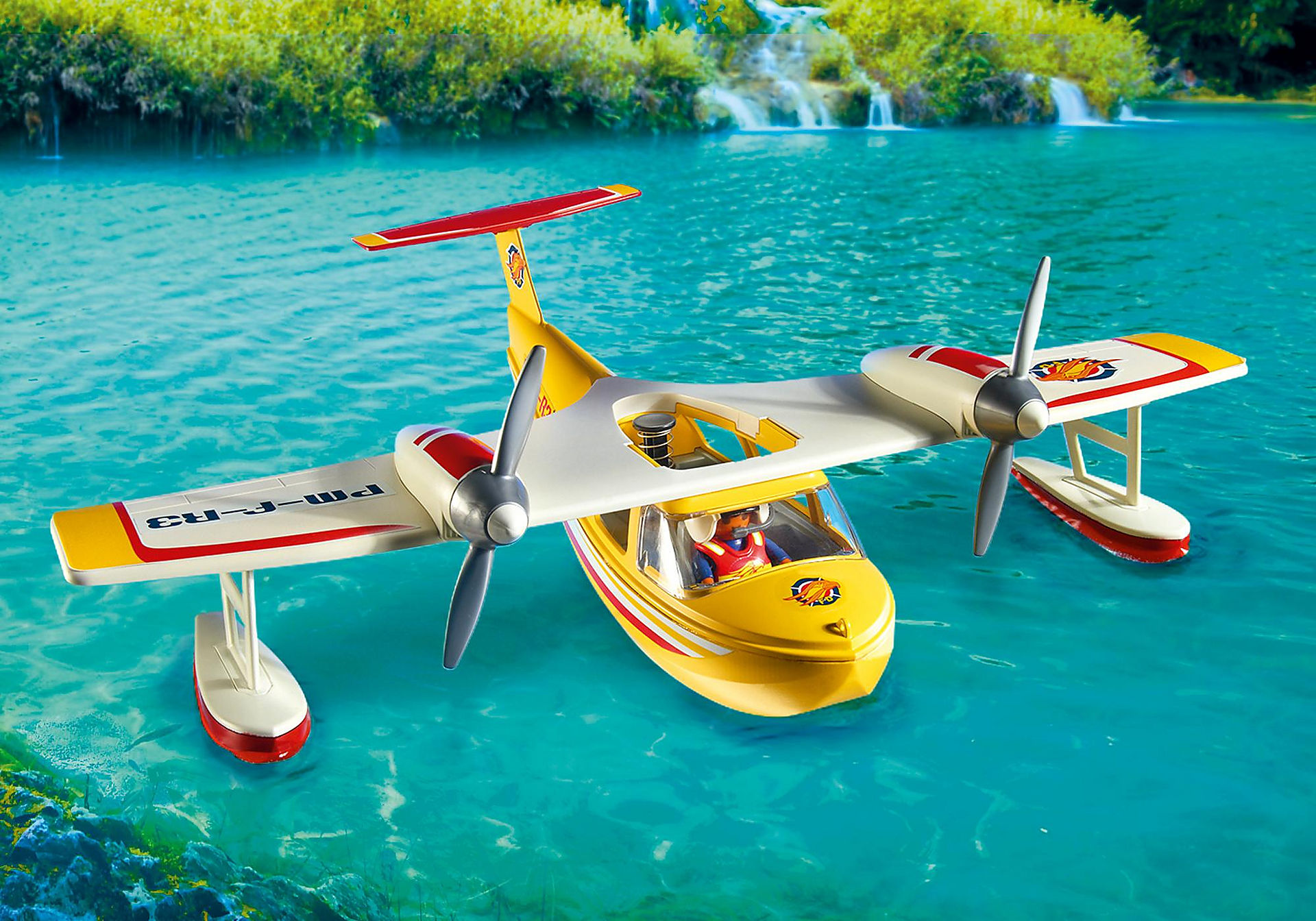 5560 Firefighting Seaplane zoom image5