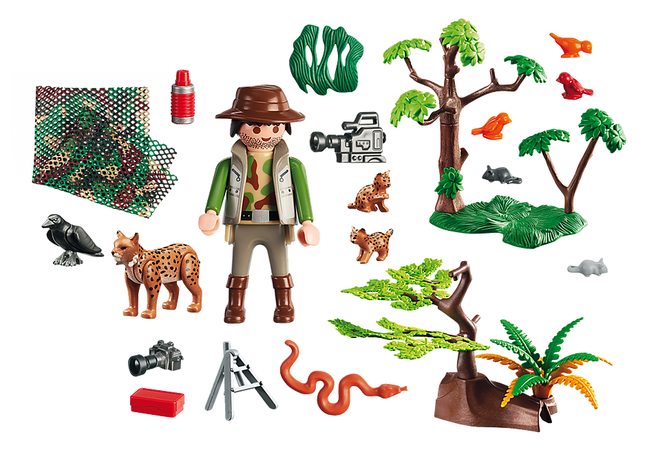 http://media.playmobil.com/i/playmobil/5561_product_box_back/Familia de Linces con Cámara