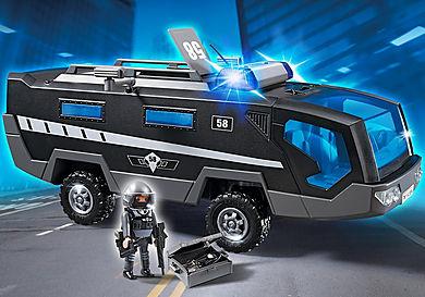 5564 Camión Unidad Especial de Policía