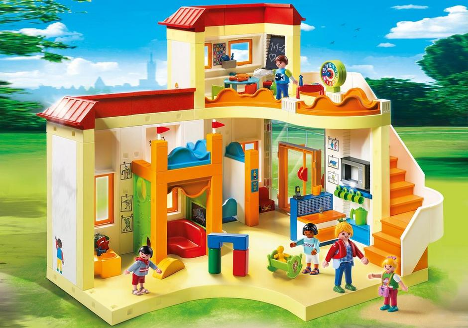 garderie 5567 playmobil france. Black Bedroom Furniture Sets. Home Design Ideas
