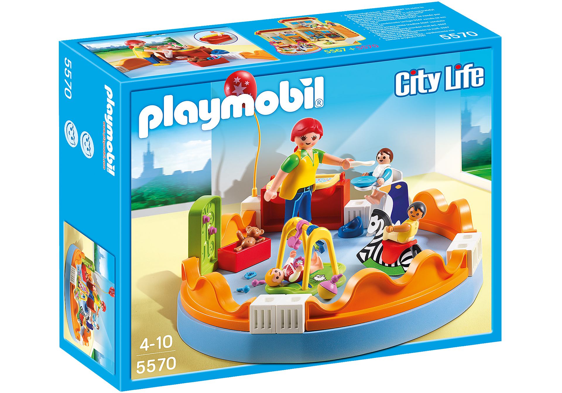 http://media.playmobil.com/i/playmobil/5570_product_box_front/Área dos Bebés
