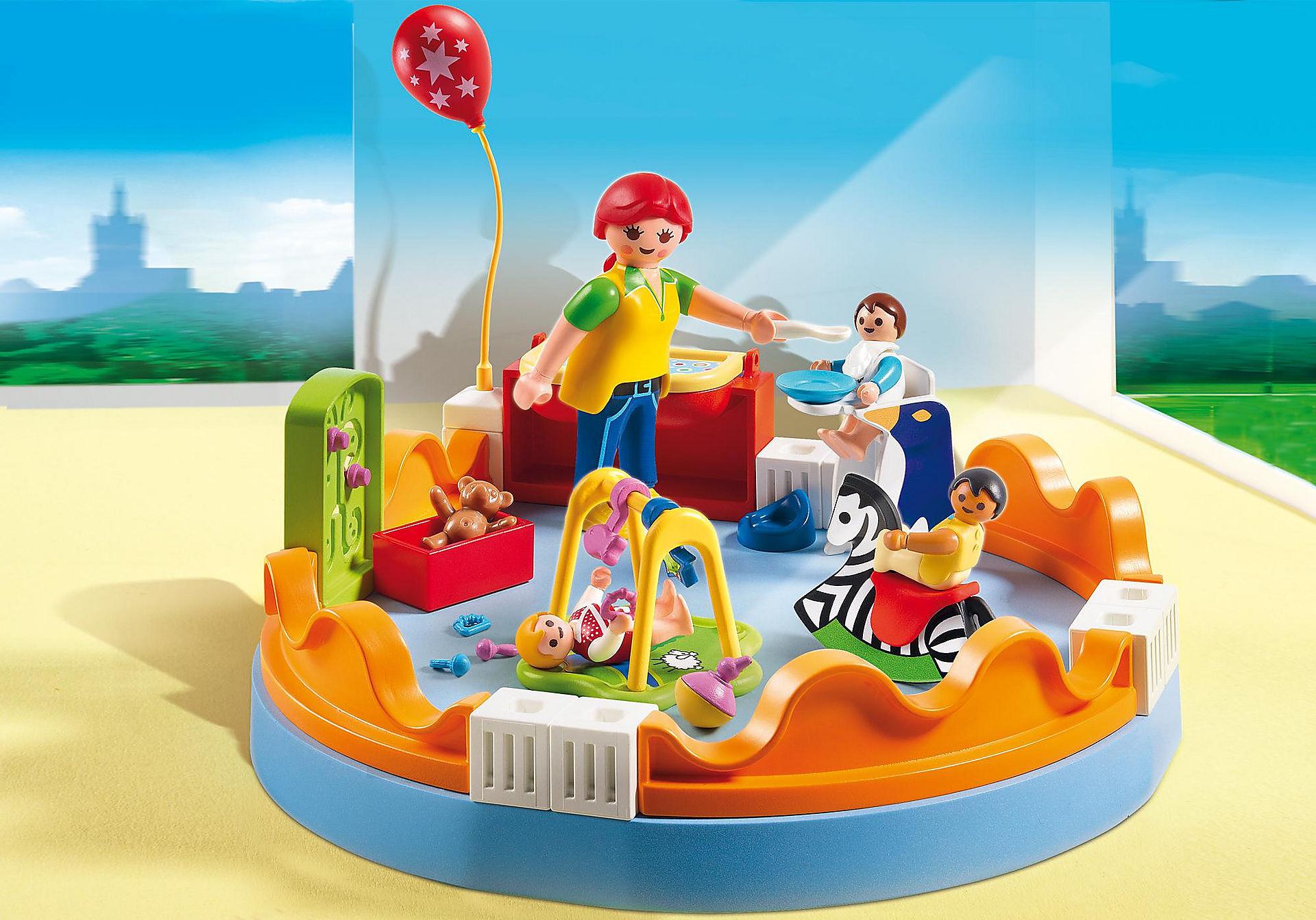 http://media.playmobil.com/i/playmobil/5570_product_detail/Área dos Bebés
