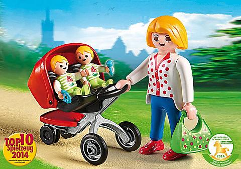 5573 Zwillingskinderwagen