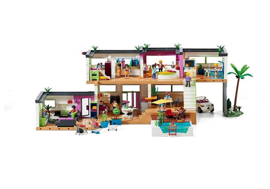 Modern Luxury Mansion - 5574 - PLAYMOBIL® USA