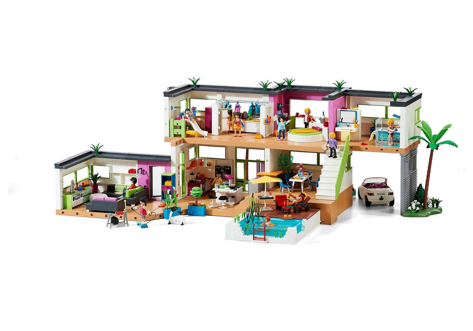 Amenagement Maison Moderne Playmobil - Design De Maison Minimaliste