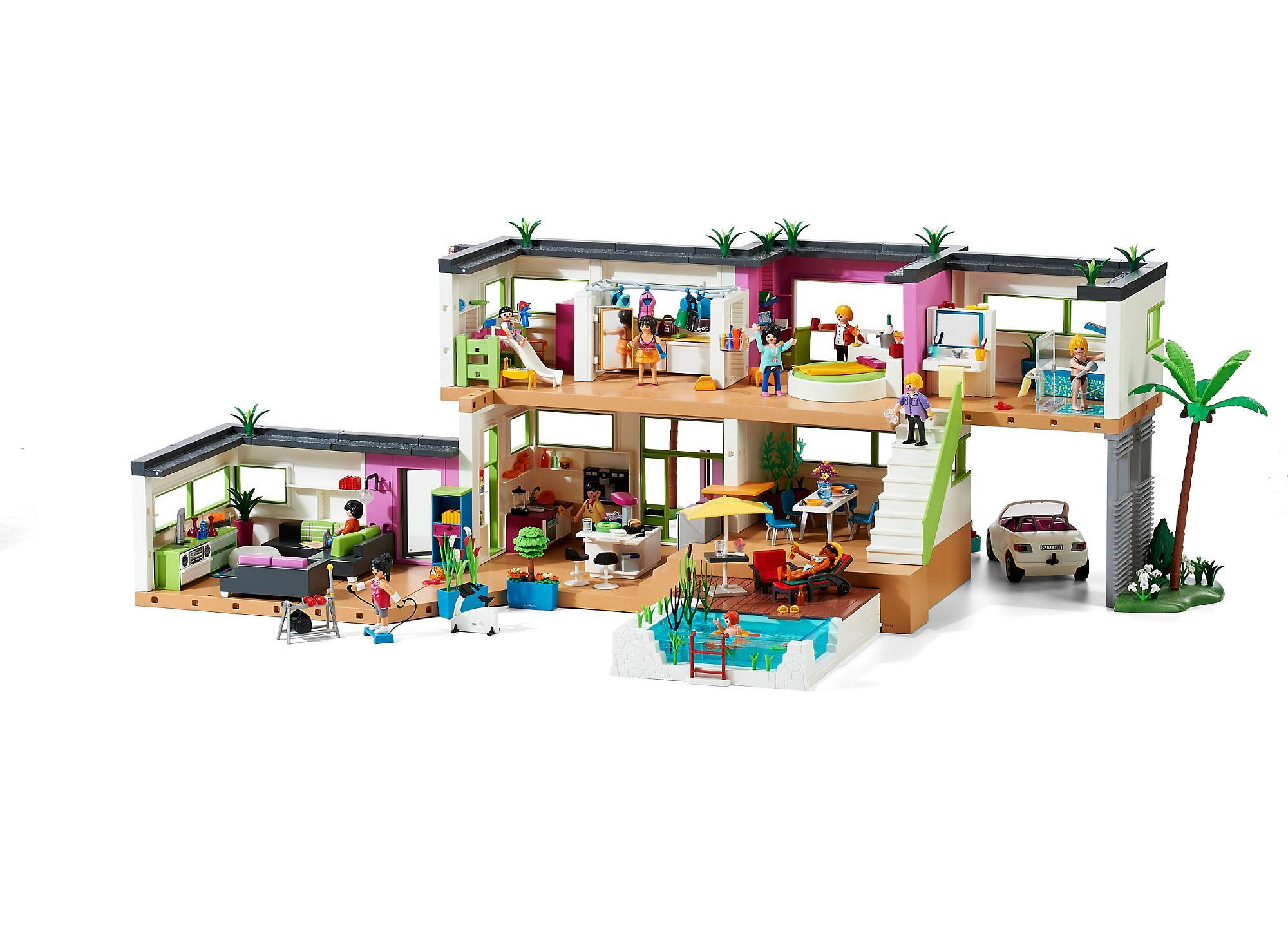Maison Moderne 5574 Playmobil France