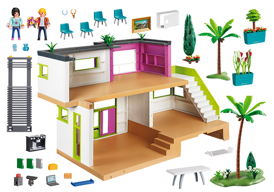 http://media.playmobil.com/i/playmobil/5574_product_box_back/Moderne Luxusvilla