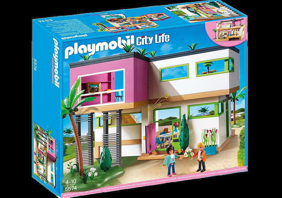 Modern Luxury Mansion - 9 -