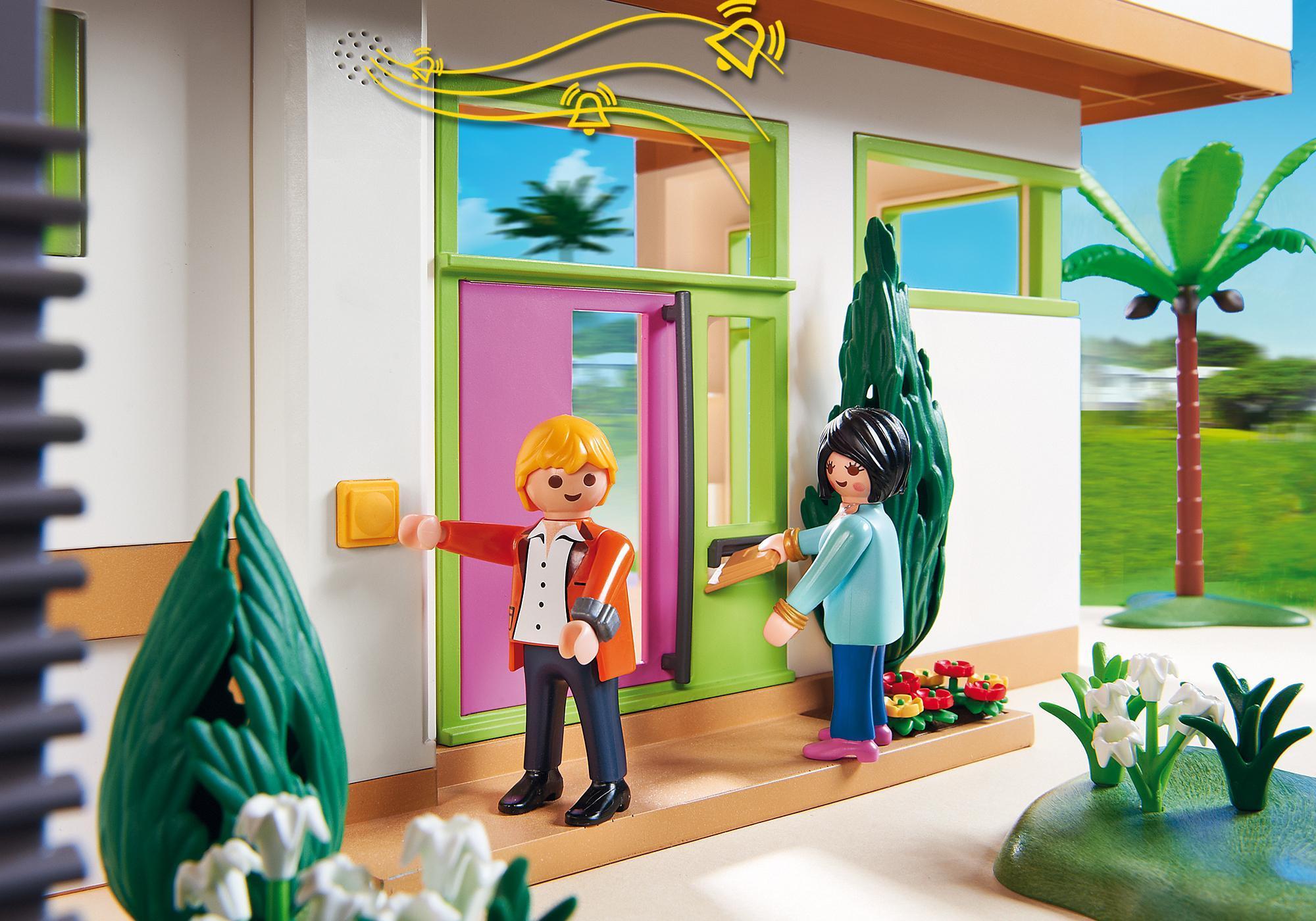 http://media.playmobil.com/i/playmobil/5574_product_extra1/Nowoczesna luksusowa willa