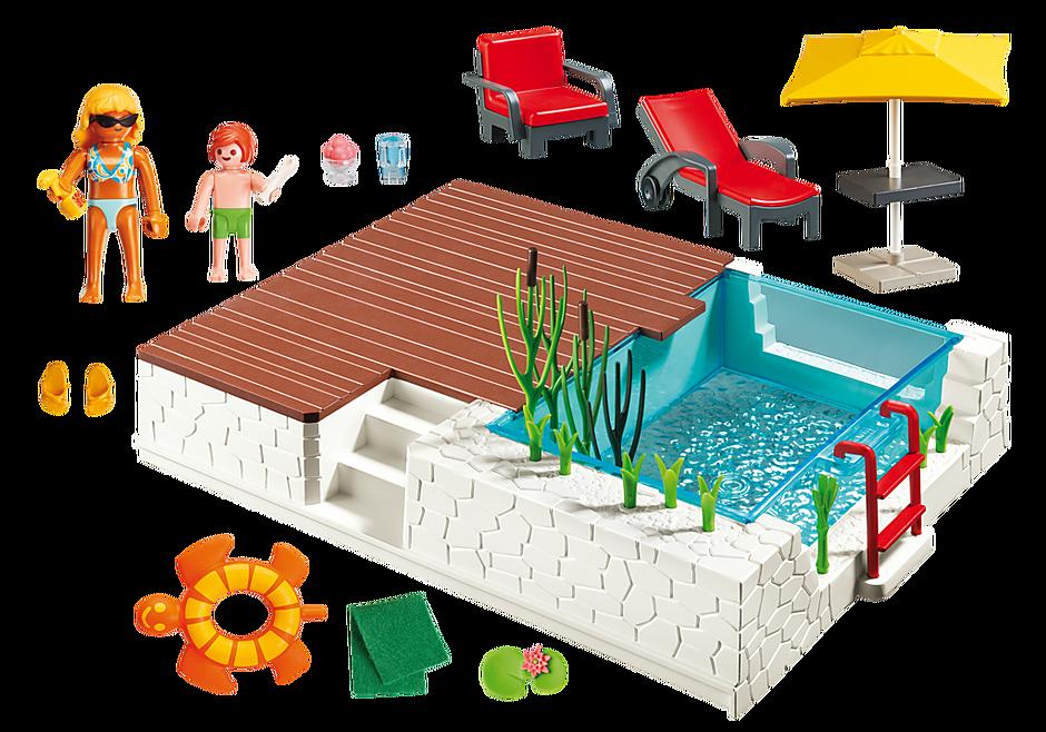 5575 Esclusiva piscina privata detail image 3