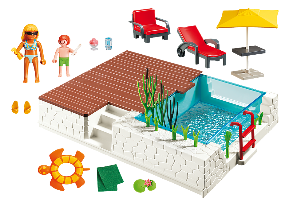 5575 Swimming Pool with Terrace detail image 3