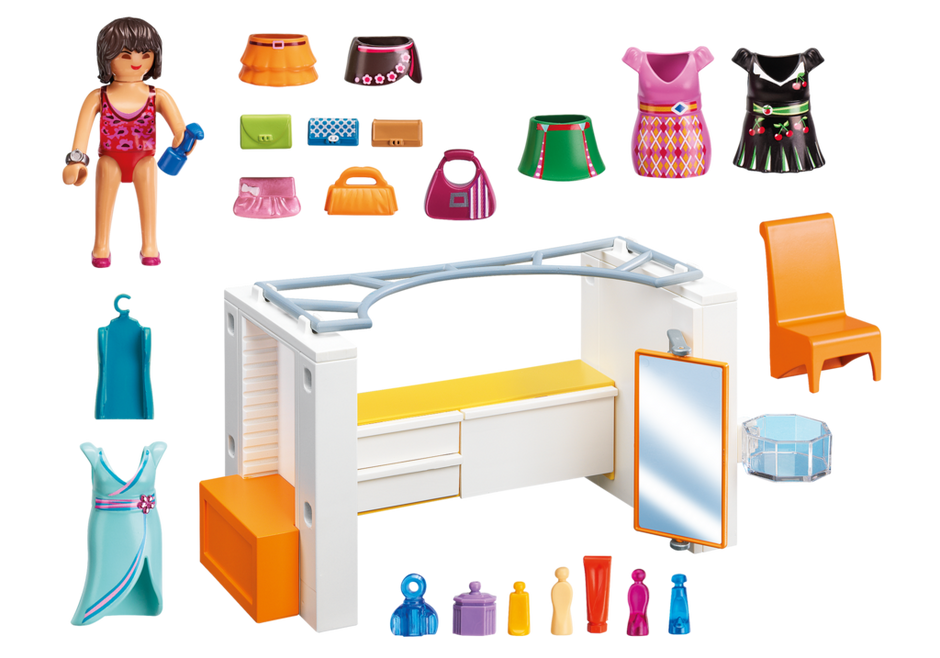 Dressing 5576 playmobil france - Combien coute un dressing ...