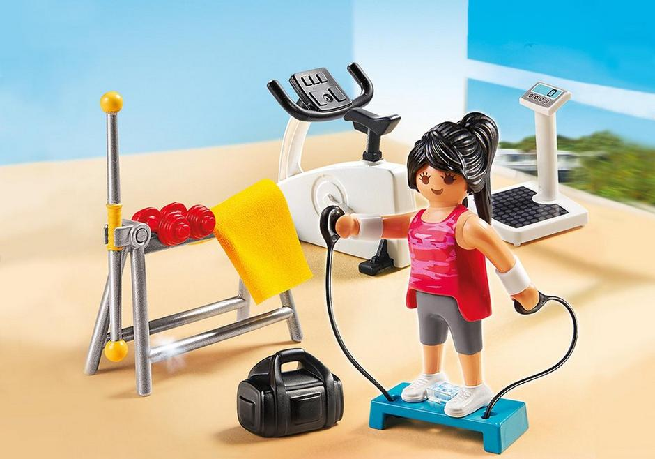 Fitness Room 5578 Playmobil Northern Europe Norway