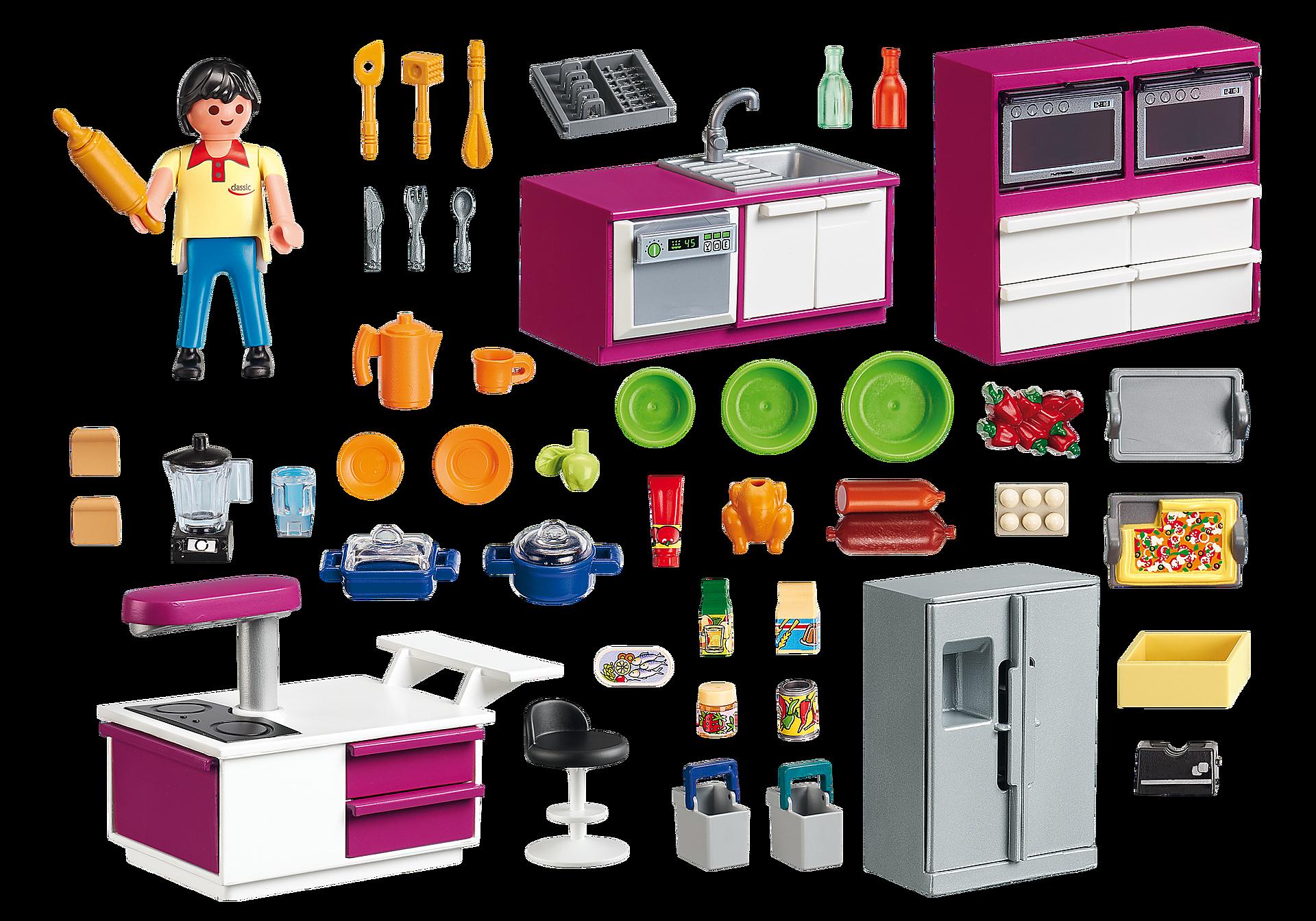 5582 Cucina con isola attrezzata zoom image3