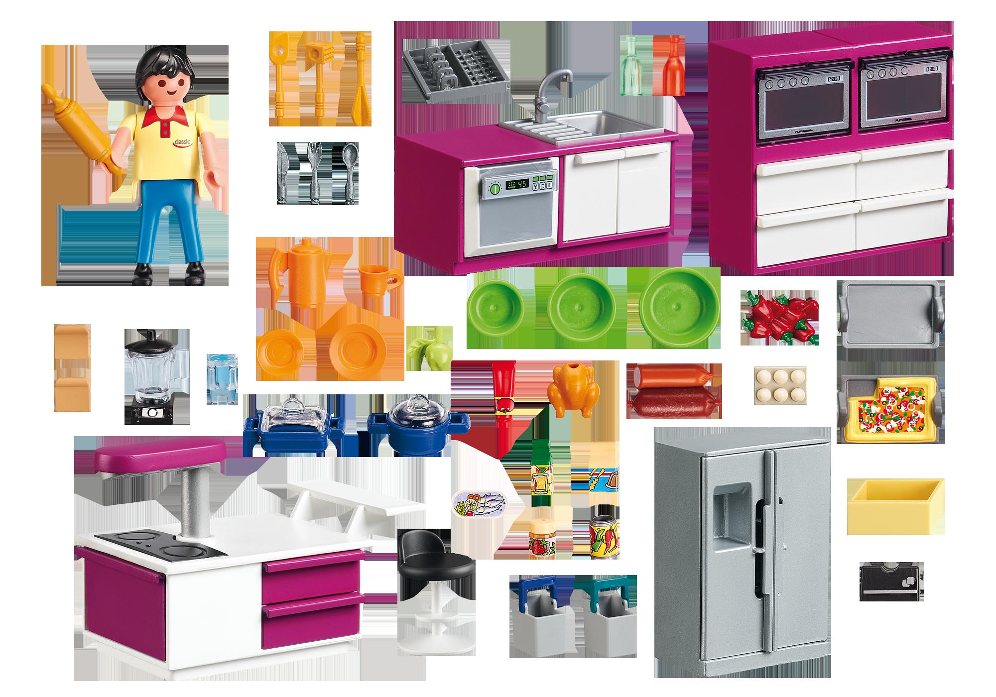 Playmobil Cuisine Moderne 5582
