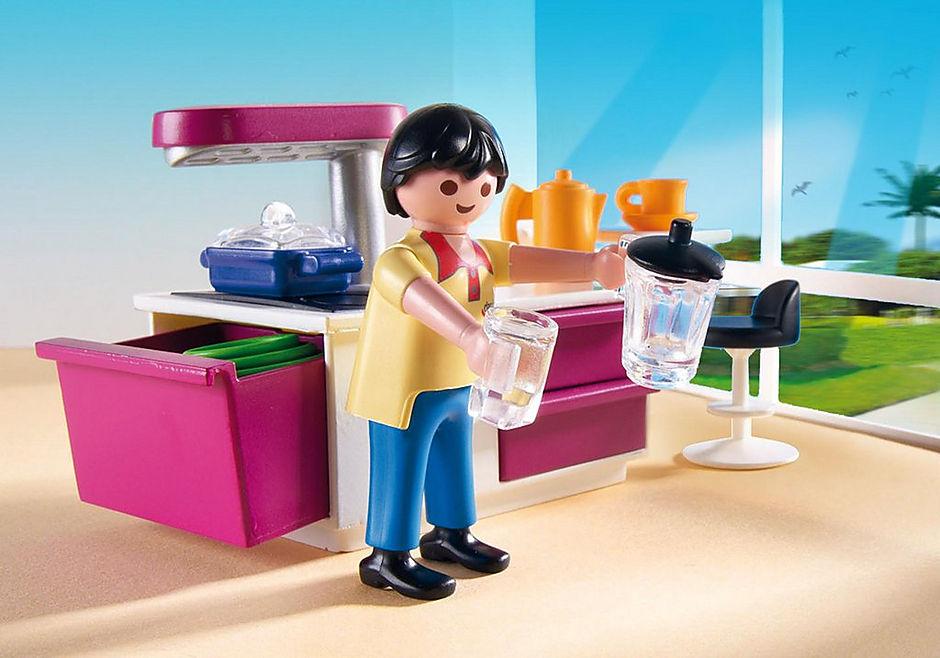 http://media.playmobil.com/i/playmobil/5582_product_extra1/Modern Designer Kitchen