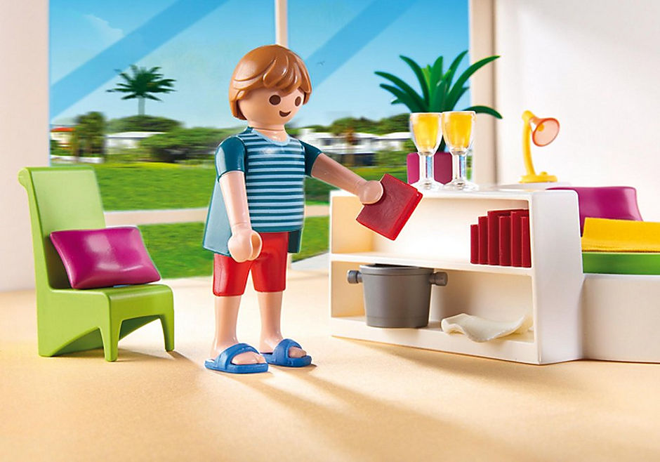 http://media.playmobil.com/i/playmobil/5583_product_extra1/Moderna camera da letto