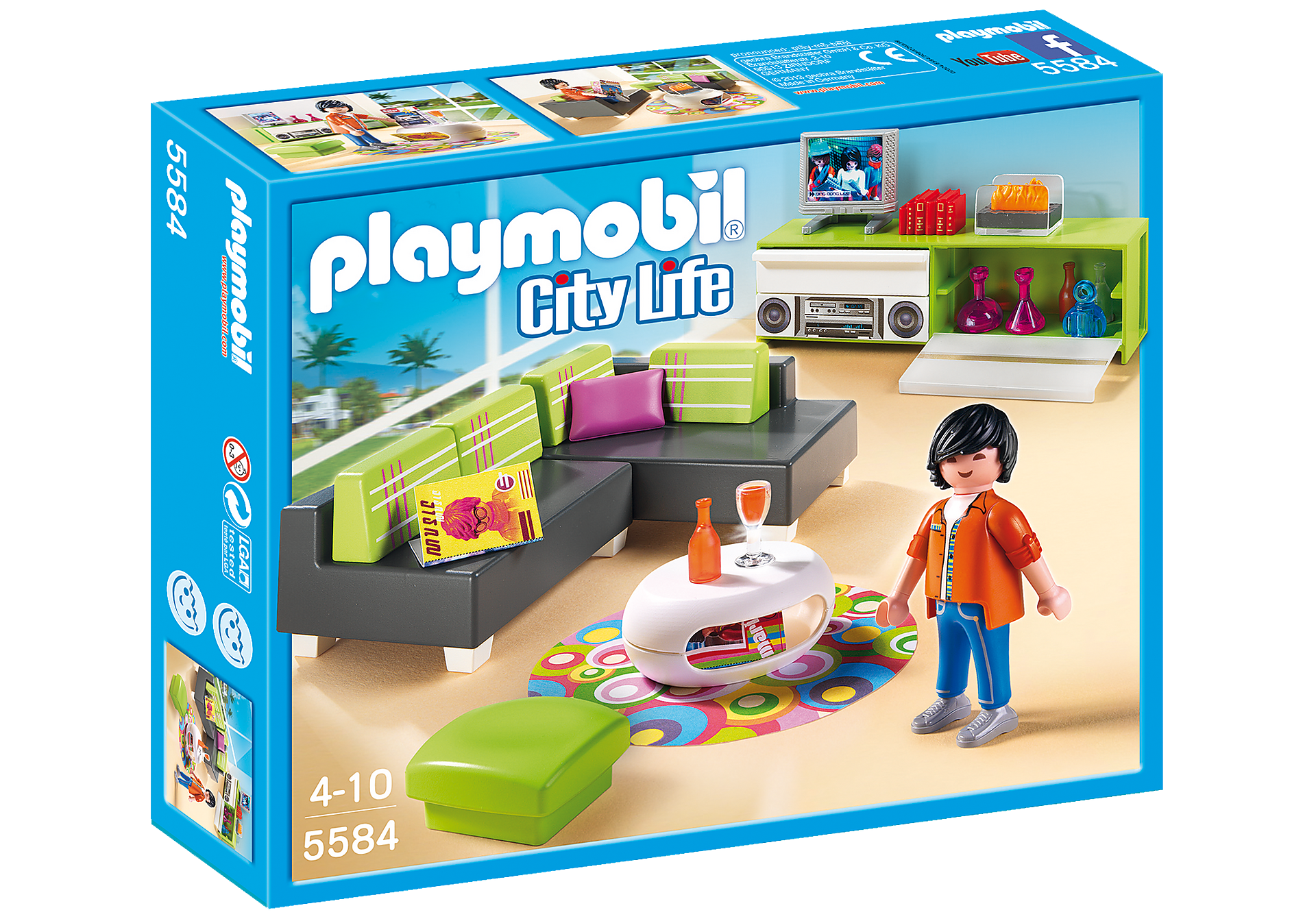 http://media.playmobil.com/i/playmobil/5584_product_box_front/Salone con mobili di design