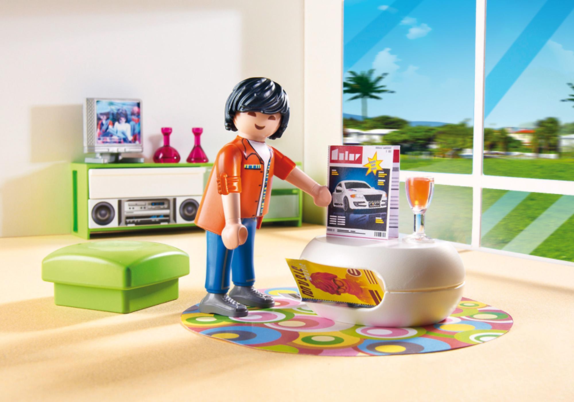 wohnzimmer - 5584 - playmobil® Österreich, Wohnzimmer dekoo