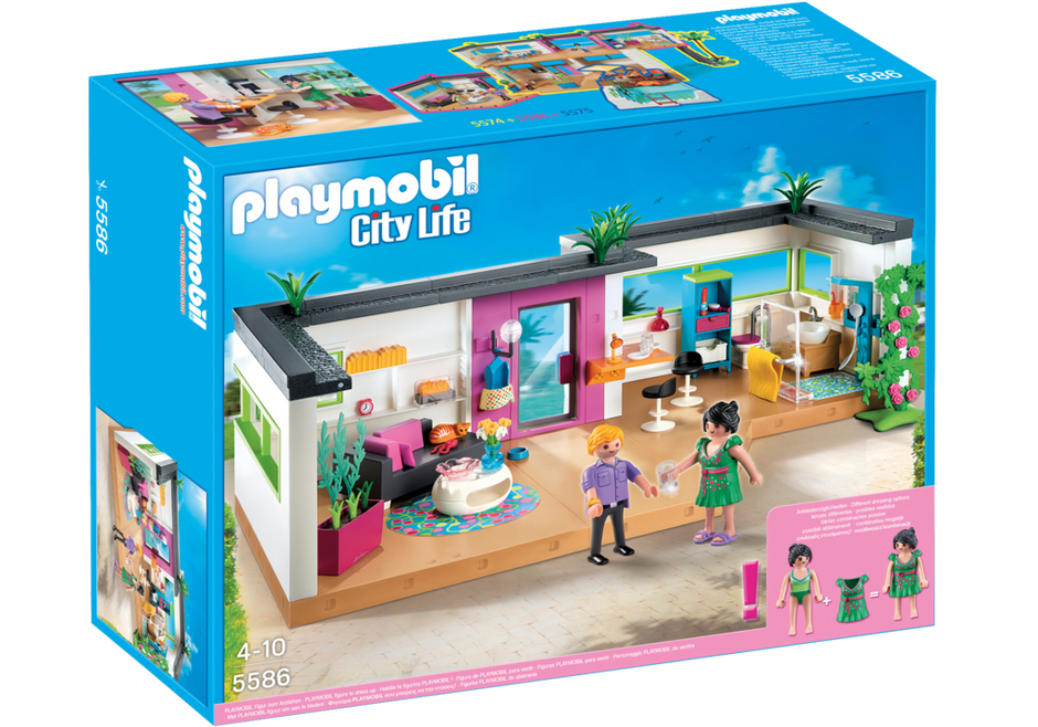Guest Suite - 5586 - Playmobil® Northern Europe - Norway