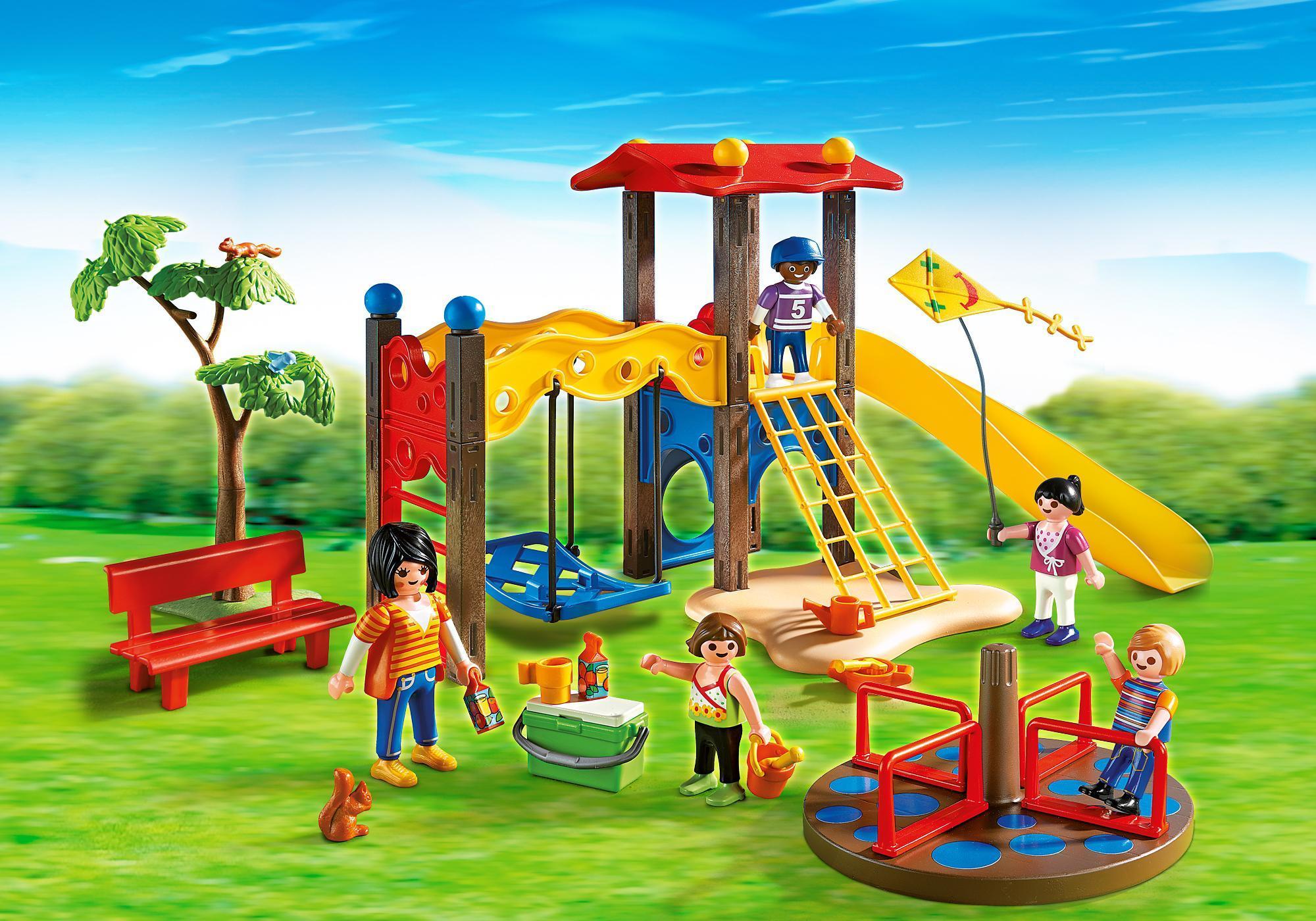 Golden Valley debuts Minnesota's first playground 'challenge ...