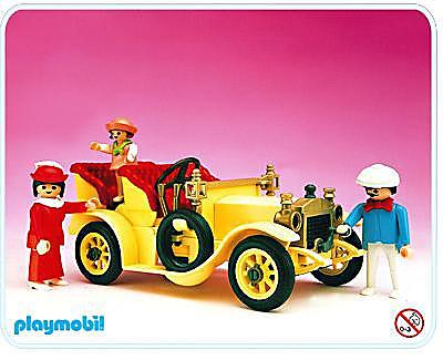 5620-A Oldtimer-Personenwagen detail image 1