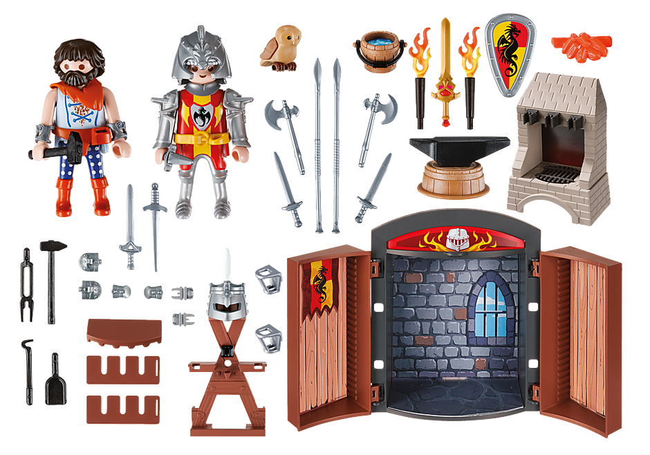 http://media.playmobil.com/i/playmobil/5637_product_box_back/Knights' Armory Play Box