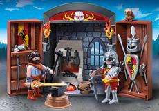 Playmobil Knights' Armory Play Box 5637