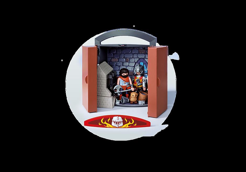 http://media.playmobil.com/i/playmobil/5637_product_extra1/Speelbox Ridder en Smid