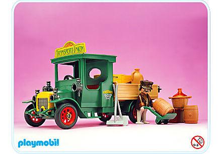 5640-A Oldtimer-Lastwagen detail image 1
