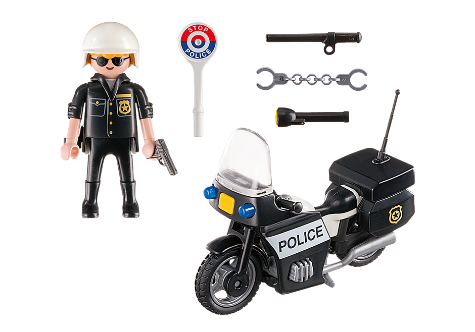 5648 Police Carry Case detail image 3