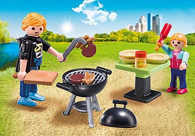 5649 Βαλιτσάκι Barbecue