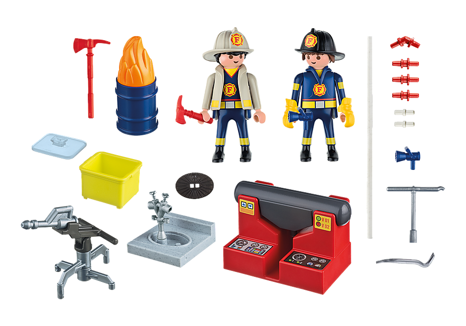 5651 Fire Rescue Carry Case detail image 3