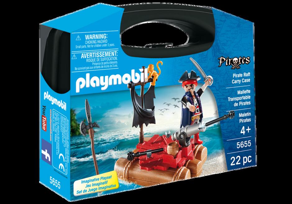 Pirate Raft Carry Case 5655 Playmobil Usa