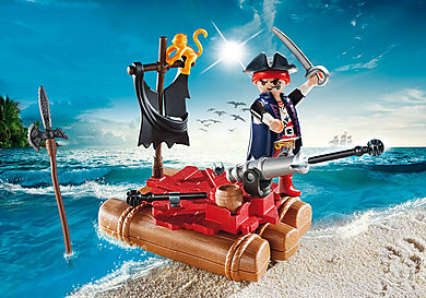 5655 Pirate Raft Carry Case