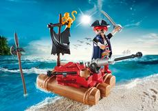 Playmobil Pirate Raft Carry Case 5655