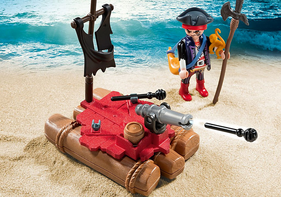 5655 Pirate Raft Carry Case detail image 4