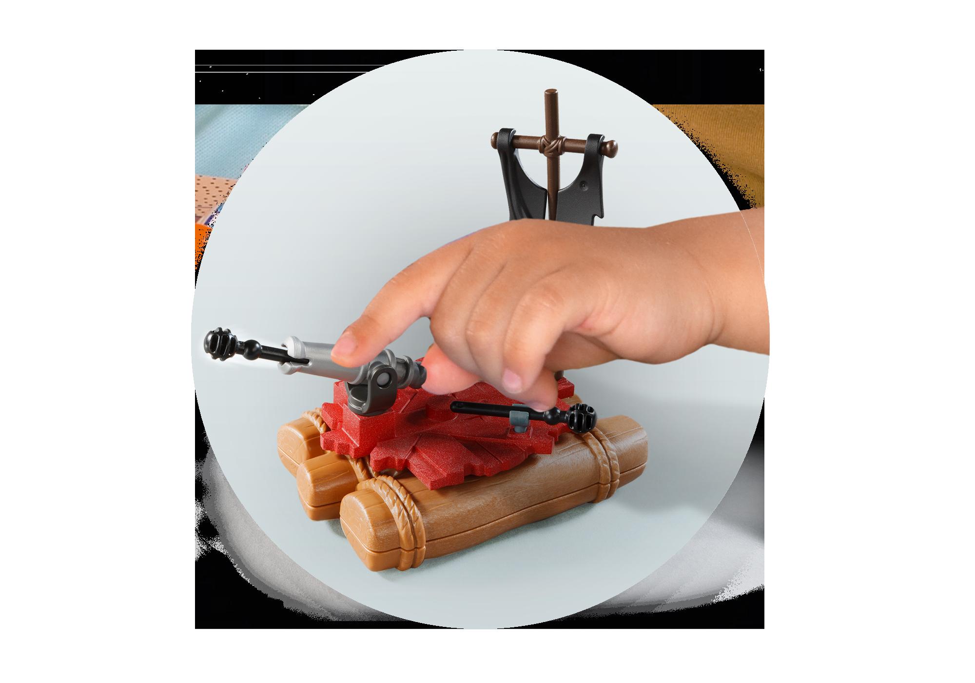 http://media.playmobil.com/i/playmobil/5655_product_extra2/Βαλιτσάκι Πειρατής με σχεδία